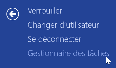 Windows 10 erreur critique menu demarrer