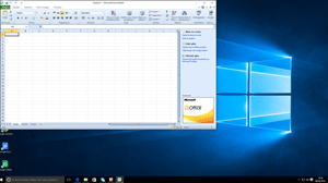 how to install Office Starter 2010 on windows 10